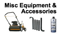 Misc. equipment and accessories