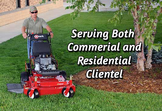 Serving the Commercial and Residential Clientel